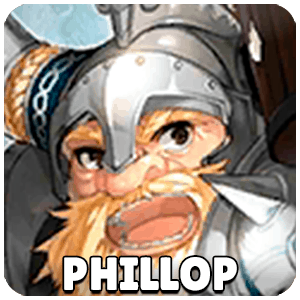 Phillop Hero Icon Kings Raid