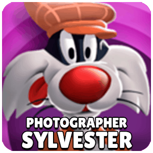 Photographer Sylvester Character Icon Looney Tunes World Of Mayhem