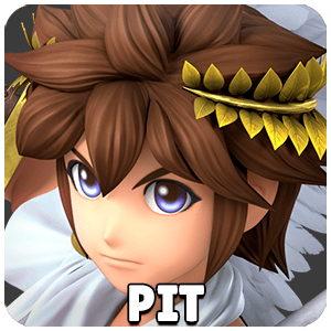 Pit Character Icon Super Smash Bros Ultimate