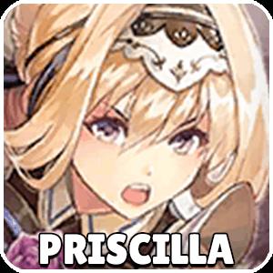 Priscilla Hero Icon Kings Raid