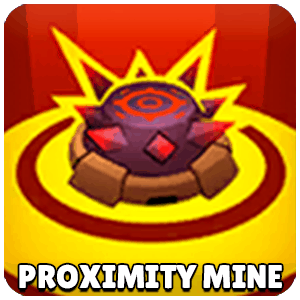 Proximity Mine Ability Icon Realm Royale