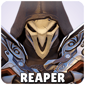 Reaper Hero Icon Overwatch