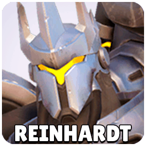 Reinhardt Hero Icon Overwatch