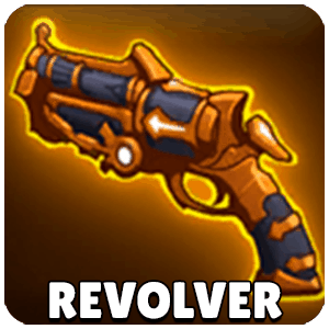 Revolver Weapon Icon Realm Royale