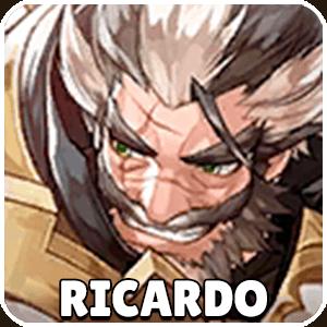 Ricardo Hero Icon Kings Raid