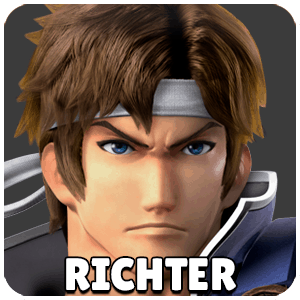 Richter Character Icon Super Smash Bros Ultimate