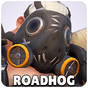 Roadhog Hero Icon Overwatch