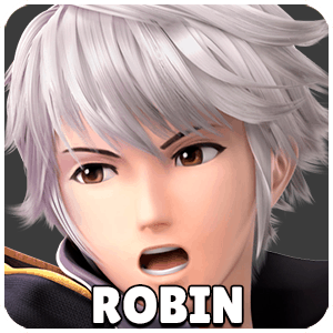 Robin Character Icon Super Smash Bros Ultimate