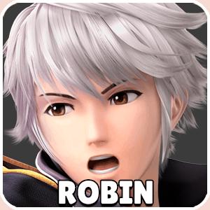 Robin Character Icon Super Smash Bros Ultimate