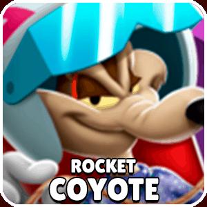 Rocket Coyote Character Icon Looney Tunes World Of Mayhem