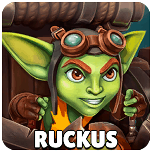 Ruckus Champion Icon Paladins