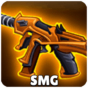 SMG Weapon Icon Realm Royale