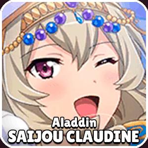 Saijou Claudine Aladdin Character Icon Revue Starlight