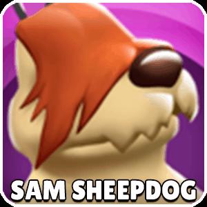 Sam Sheepdog Character Icon Looney Tunes World Of Mayhem