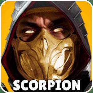 Scorpion Character Icon Mortal Kombat 11