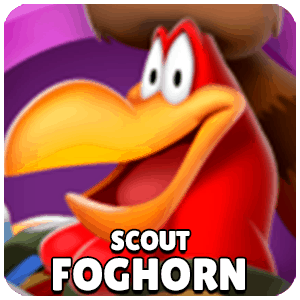 Scout Foghorn Character Icon Looney Tunes World Of Mayhem