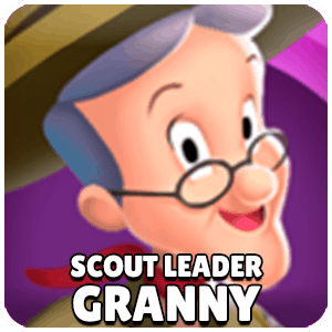 Scout Leader Granny Character Icon Looney Tunes World Of Mayhem