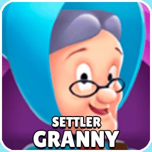 Settler Granny Character Icon Looney Tunes World Of Mayhem