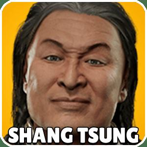 Shang Tsung Character Icon Mortal Kombat 11