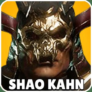 Shao Kahn Character Icon Mortal Kombat 11