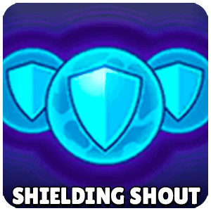 Shielding Shout Ability Icon Realm Royale