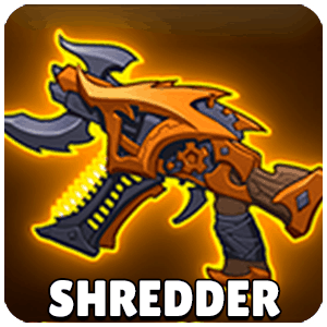 Shredder Weapon Icon Realm Royale