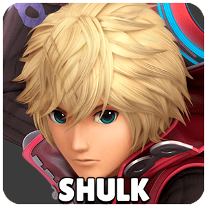 Shulk Character Icon Super Smash Bros Ultimate