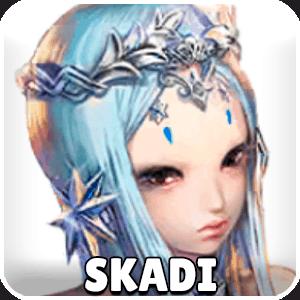 Skadi Hero Icon LYN The Lightbringer
