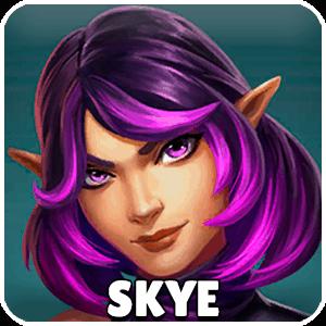 Skye Champion Icon Paladins