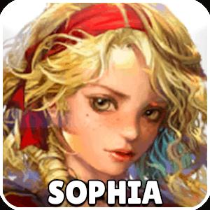 Sophia Hero Icon LYN The Lightbringer