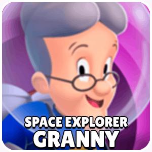 Space Explorer Granny Character Icon Looney Tunes World Of Mayhem