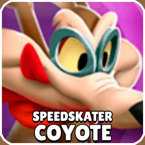 Speedskater Coyote Character Icon Looney Tunes World Of Mayhem