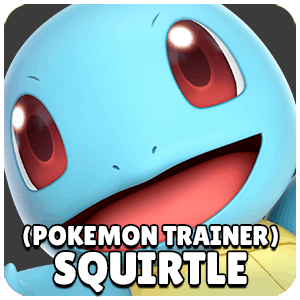 Squirtle Character Icon Super Smash Bros Ultimate