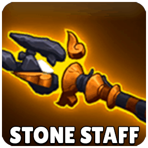 Stone Staff Weapon Icon Realm Royale