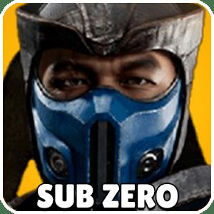 Sub Zero Character Icon Mortal Kombat 11