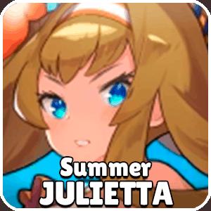 Summer Julietta Character Icon Dragalia Lost