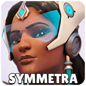 Symmetra Hero Icon Overwatch