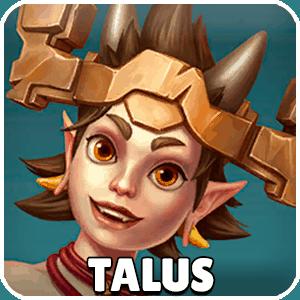 Talus Champion Icon Paladins