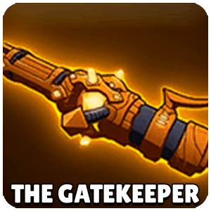 The Gatekeeper Weapon Icon Realm Royale