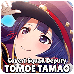 Tomoe Tamao Covert Squad Deputy Character Icon Revue Starlight