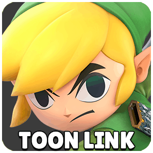 Toon Link Character Icon Super Smash Bros Ultimate