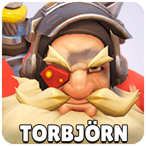 Torbjorn Hero Icon Overwatch