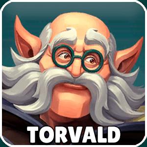 Torvald Champion Icon Paladins