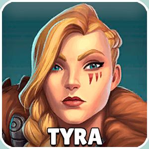 Tyra Champion Icon Paladins