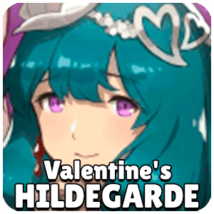 Valentines Hildegarde Character Icon Dragalia Lost
