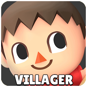 Villager Character Icon Super Smash Bros Ultimate