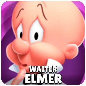 Waiter Elmer Character Icon Looney Tunes World Of Mayhem