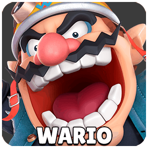 Wario Character Icon Super Smash Bros Ultimate