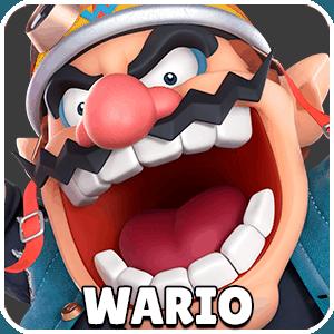 Wario Character Icon Super Smash Bros Ultimate