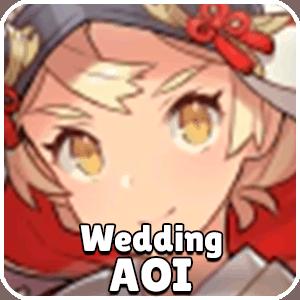 Wedding Aoi Character Icon Dragalia Lost